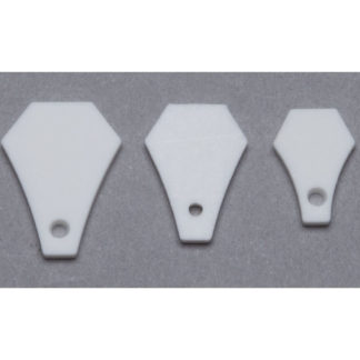 Gruber Nasal Tip Sizers, Set Of 3 (Small, Medium, Large)