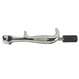 Standard Lumiview Retractor Handle w/Light Guide