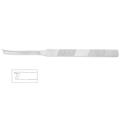 """Ristow Osteotome, 8""""(20cm), Right"""
