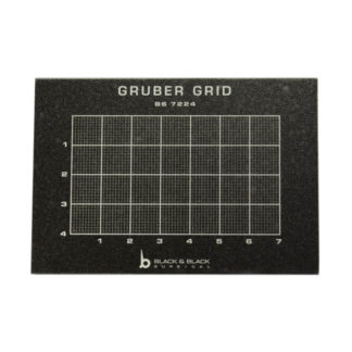 Gruber Cartilage Grid, Aluminum