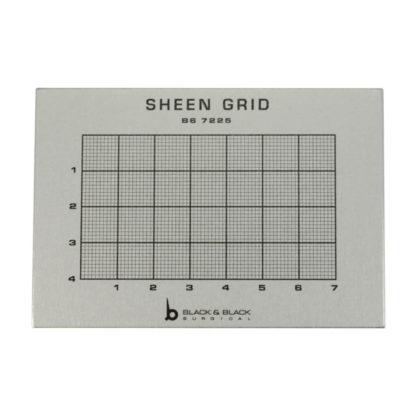 Sheen Cartilage Grid, Aluminum