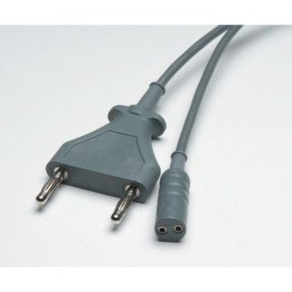 Bipolar Cord, Valley Lab, Lamidey, EMC, 2 Pin-Plug, 10ft. (3m)