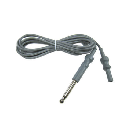 Monopolar Cable 10' (3 M), For Valley Lab/Conmed/Bovie