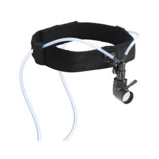 Headlight (Soft), Onyx-Lite Custom Surgical Headlight w/110mm Spot & Terry Head Band